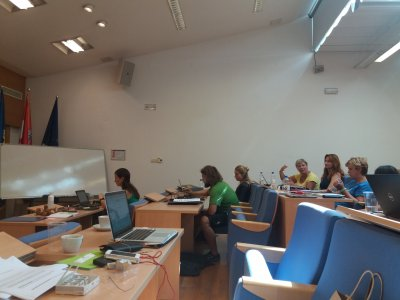 Rijeka - third project meeting