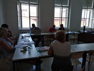 Teacher Training in the Czech Republic