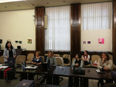 Cluj - the fourth project meeting